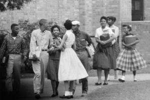 Little Rock Nine Celebration