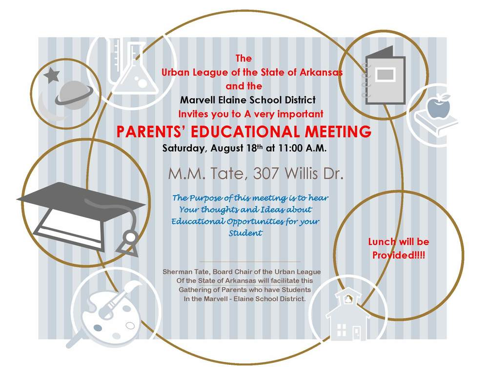 Parents' Educational Meeting